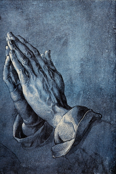 File:Praying Hands - Albrecht Durer.png
