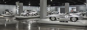 Petersen Automotive Museum - Precious Metal exhibit, 2015