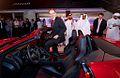 Premier Motors Unveils the Jaguar F-TYPE in Abu Dhabi, UAE (8739619539).jpg