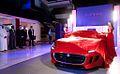 Premier Motors Unveils the Jaguar F-TYPE in Abu Dhabi, UAE (8739620119).jpg