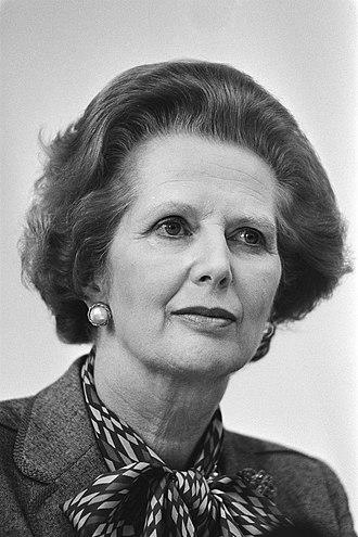 Westland affair - Margaret Thatcher