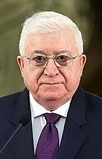 President Fuad Masum in Iran (cropped).jpg