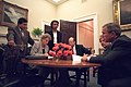 President George W. Bush and Speech Preparation.jpg
