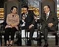 President Gloria Macapagal-Arroyo with Jose Sarney.jpg