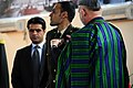 President Hamid Karzai attends National Military Academy graduation (4443176288).jpg