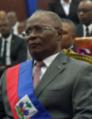 President Jocelerme Privert (février 2017).png