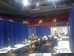 Press Filing Center in Wilkins Auditorium (2828774538).jpg