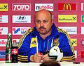 Pressekonferenz nach dem Fußballländerspiel Österreich-Ukraine (01.06.2012) 2.jpg
