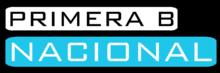 logo Primera B Nacional