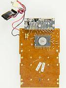 Privileg 833 K - microprocessor side of printed circuit board-0332.jpg