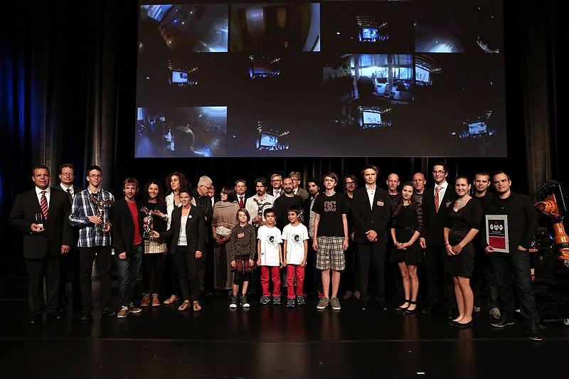 File:Prix Ars Electronical 2013 23 winners.jpg
