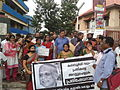 Protest against kalburgi murder at Kollam 1.jpg