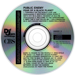 Public Enemy - Fear Of A Black Planet (Album-CD) (Europe-1990).png