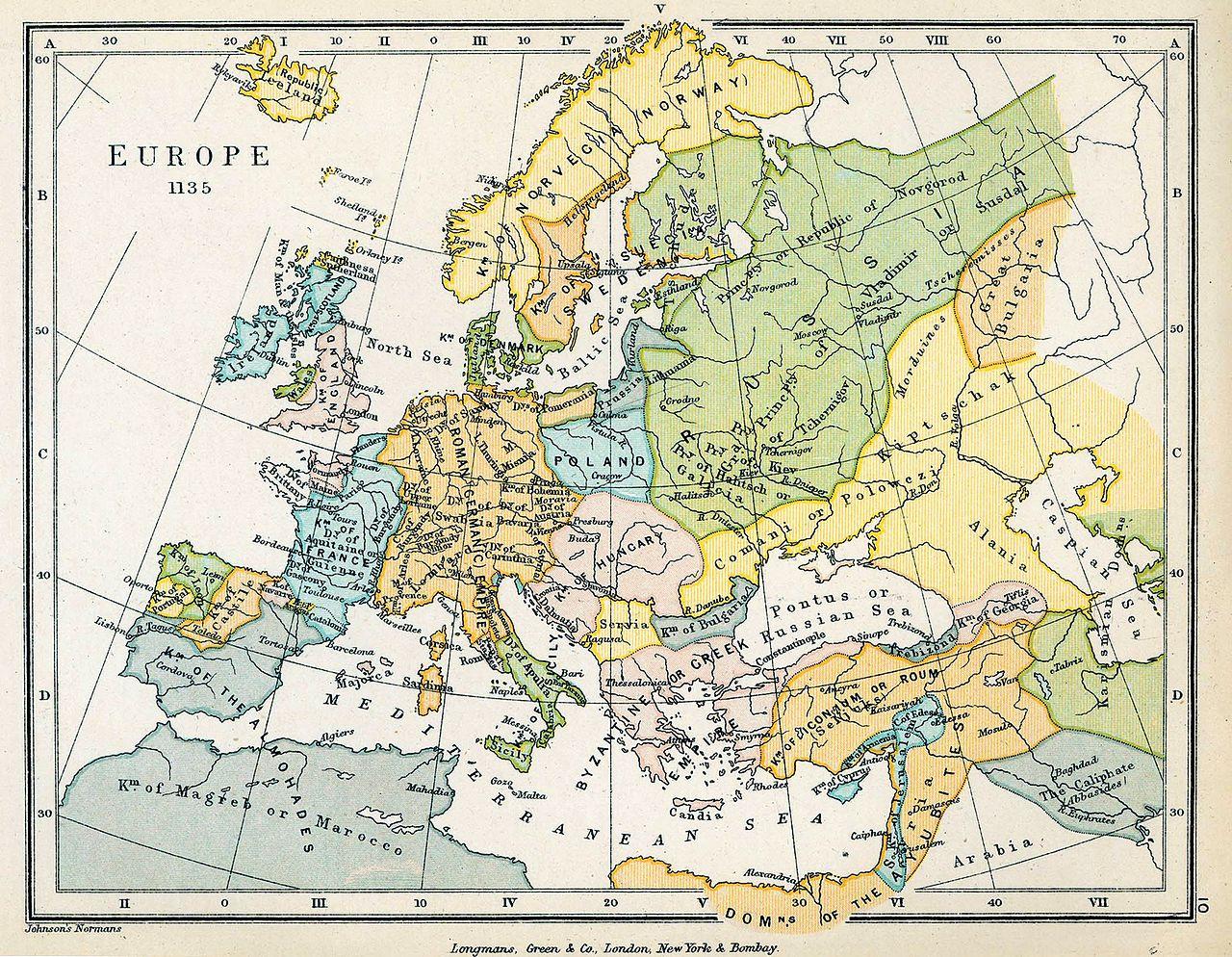 File Public Schools Historical Atlas Europe 1135 Jpg