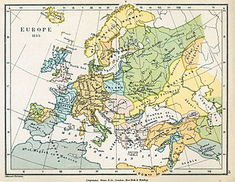Icelandic Commonwealth - Image: Public Schools Historical Atlas Europe 1135