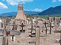 Pueblo Cemetery by Wendy Thompson.jpg