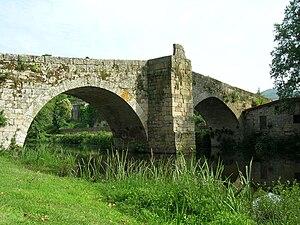 Allariz - Vilanova Bridge, Allariz