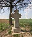 """Pulheim-Brauweiler, Wegekreuz """"Pingenkreuz"""", Denkmal I-031.jpg"""