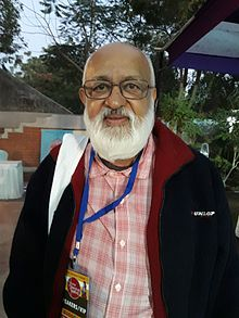 Pushpesh Pant Indian historian and food critic.jpg