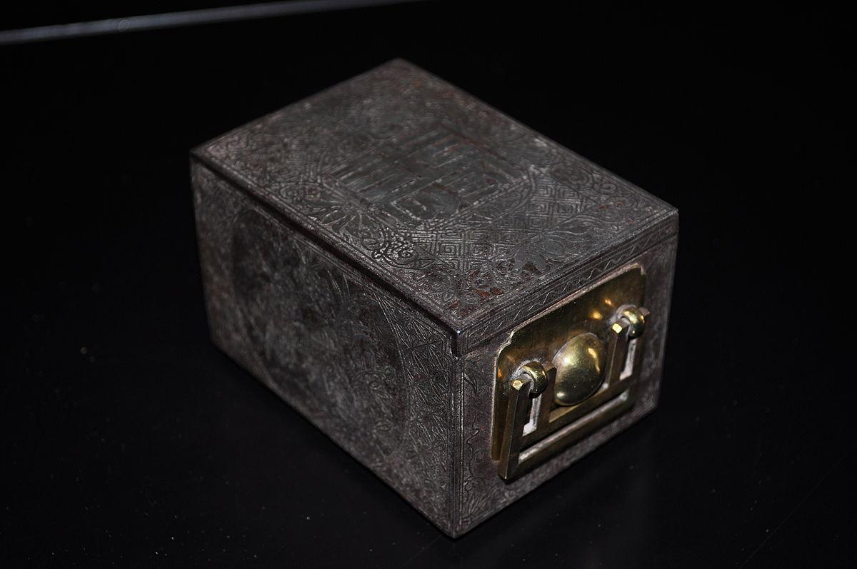 fabrication d'une boite en bois