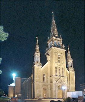 Cathédrale Saint-Charles-Borromée