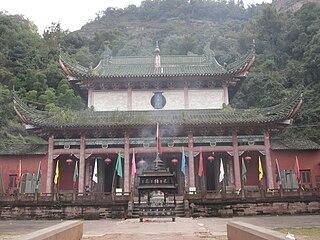 Mount Qiyun mountain