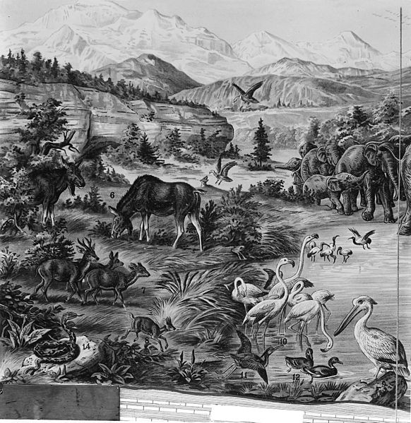 File:Quaternary Animals, Lower palaeolithic Wellcome M0008777.jpg