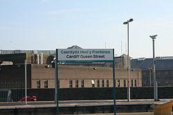 Queen Street Sign.JPG