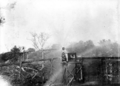 Queensland State Archives 3157 Charlotte Plains No 2 Bore partially closed c 1910.png