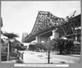Queensland State Archives 4032 View of Story Bridge from Main Street Kangaroo Point Brisbane 18 January 1940.png