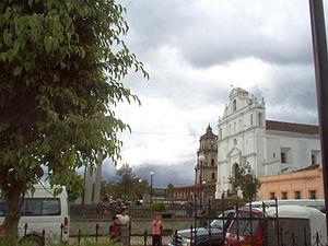 Santa Cruz del Quiché - Santa Cruz del Quiché, 2007