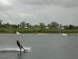 Quiet Waters Park - Image: Quiet waters ski