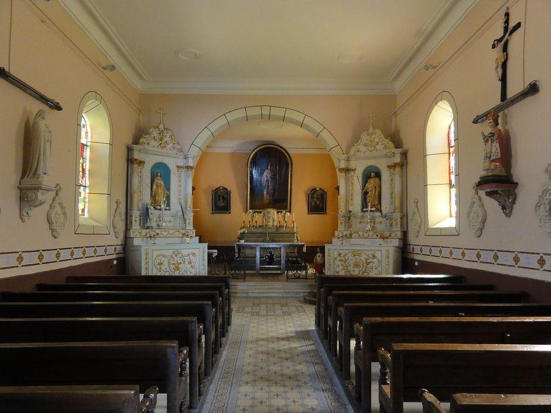 Réclonville (M-et-M) église