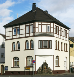 Bonner Straße in Königswinter