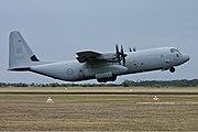 RAAF Lockheed Martin C-130J-30 YPMC Creek