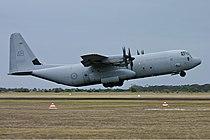 RAAF Lockheed Martin C-130J-30 YPMC Creek.jpg