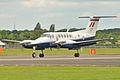 RAF King Air B200 Farnborough Airshow 2012.jpg