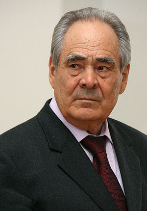 President of the Republic of Tatarstan - Image: RIAN archive 395745 President of the Republic of Tatarstan Mintimer Shaimiyev