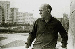 Sviatoslav Richter - Richter in 1966.