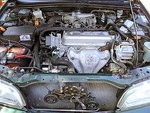 Px Rover I Engine