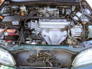 Rover 600 Series - Rover 620i HONDA 2,0 Petrol engine