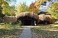 RO B Village museum Castranova hut 2.jpg