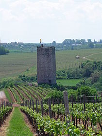 Schwabsburg - heutige Ansicht