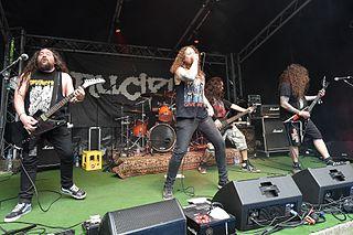 Nuclear (band) Chilean thrash metal band