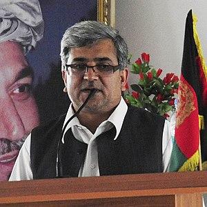 Roohul Amin - Amin speaking in 2010