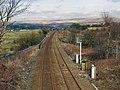 Railway at Belfield - geograph.org.uk - 1770720.jpg