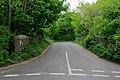 Railway bridge linking Chapel Road with Fry's Lane, Meonstoke - geograph.org.uk - 426926.jpg