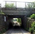Railway subway - geograph.org.uk - 2373903.jpg