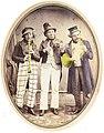 Ravensburg Fastnacht 1865 Musiker.jpg