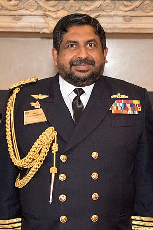 Chief of the Defence Staff (Sri Lanka) - Image: Ravindra C. Wijegunaratne